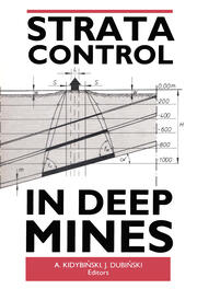 Strata Control in Deep Mines: Proceedings of the 11th plenary scientific session of the International Bureau of Strata Mechanics, World Mining Congress, Novosibirsk, 5-9 June 1989
