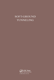 Soft-Ground Tunneling: Failures and displacements