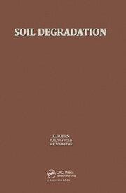 Soil Degradation: Proceedings of the land use seminar on soil degradation, Wageningen, 13-15 October 1980