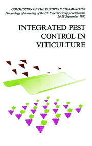 Integrated Pest Control in Viticulture