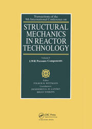 Structural Mechanics in Reactor Technology: LWR Pressure Components