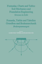 Formulae, Charts and Tables in the Area of Soil Mechanics and Foundation Engineering