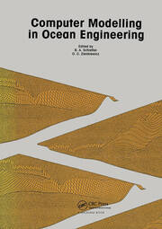 Computer Modelling in Ocean Engineering: Proceedings of the international conference, Venice, 19-21 September 1988