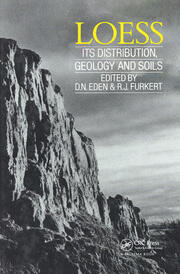 Loess: Its Distribution, Geology and Soils: Proceedings of an international symposium, New Zealand, 13-21 February 1987