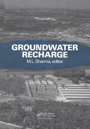 Groundwater Recharge: Proceedings of a symposium, Perth, 6-9 July 1987