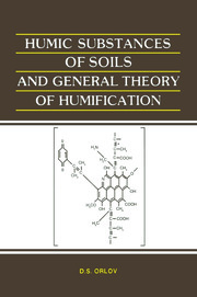Humic Substances of Soils and General Theory of Humification