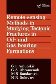 Remote Sensing Methods in Studying Tectonic Fractures in Oil- and Gas-Bearing Formations: Russian Translations Series 86