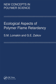 New Types of Ecologically Friendly Flame Retardants