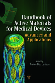 Handbook of Active Materials for Medical Devices: Advances and Applications