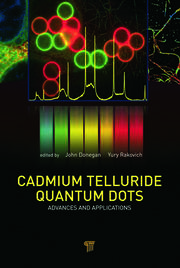 Cadmium Telluride Quantum Dots: Advances and Applications