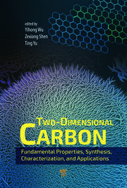 Two-Dimensional Carbon: Fundamental Properties, Synthesis, Characterization, and Applications