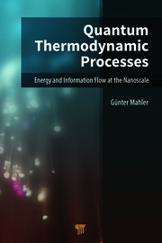 Quantum Thermodynamic Processes: Energy and Information Flow at the Nanoscale