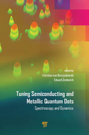 Tuning Semiconducting and Metallic Quantum Dots: Spectroscopy and Dynamics