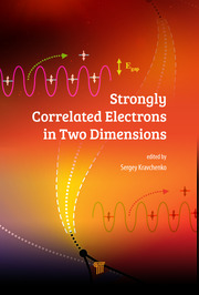 Strongly Correlated Electrons in Two Dimensions