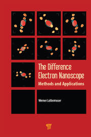 The Difference Electron Nanoscope: Methods and Applications