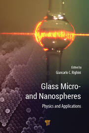 Glass Micro- and Nanospheres: Physics and Applications